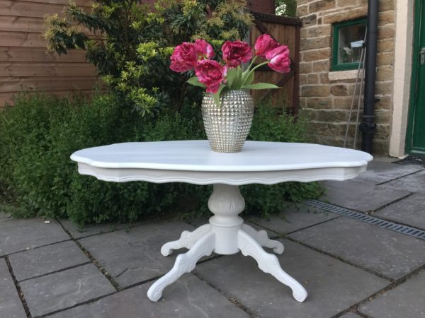 French Rococo Coffee Table